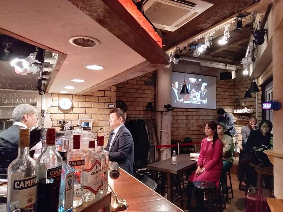 ヒマナイヌスタジオ高円寺収録の様子